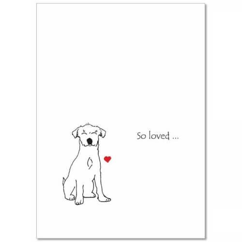 CCDSL Pet Sympathy Card