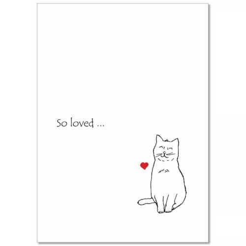 CCCSL Pet Sympathy Card