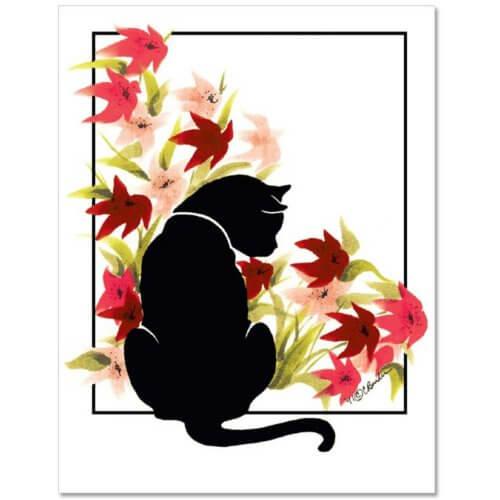 S13 Pet Sympathy Card