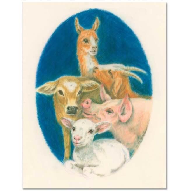 S18 Pet Sympathy Card