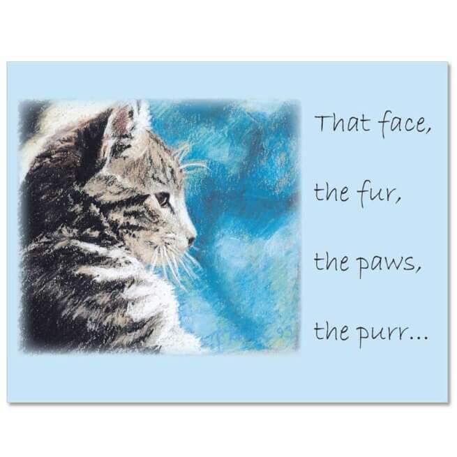 S201 Pet Sympathy Card