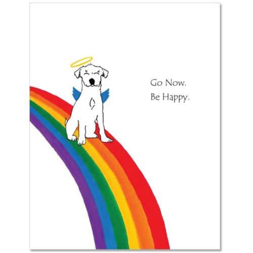 S208 Pet Sympathy Card