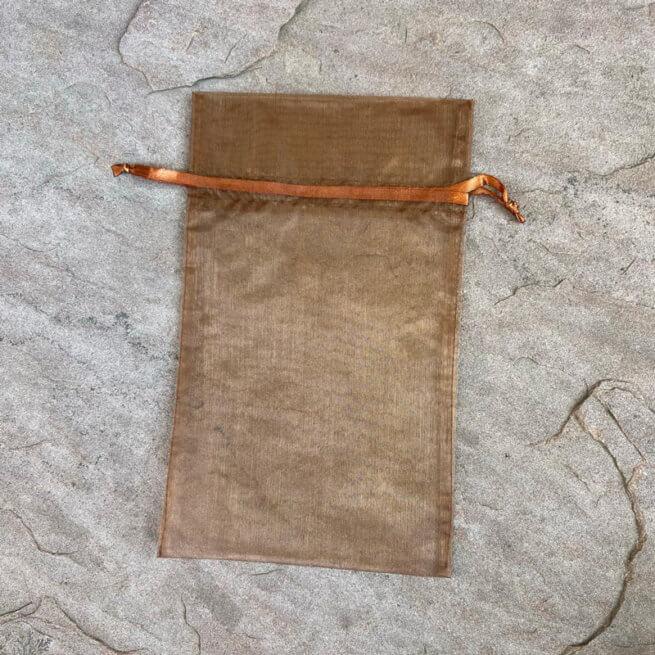 Bronze Keepsake Bag