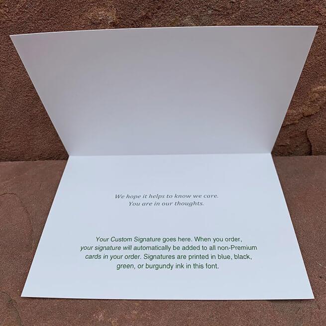 Green Custom Signature