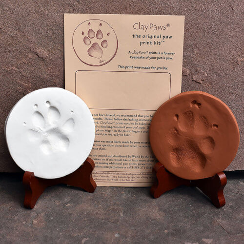 ClayPaws® Print Kits