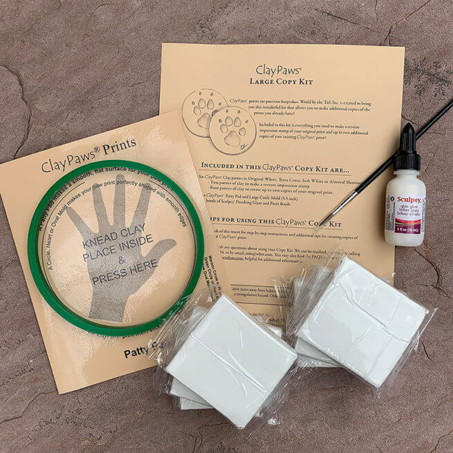 Large Soft White Copy Kit