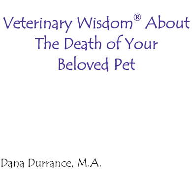 ebook about the death of your beloved pet