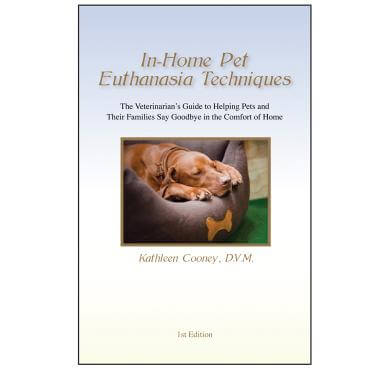 in home pet euthanasia techniques