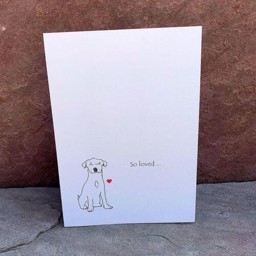 All Premium Pet Sympathy Cards